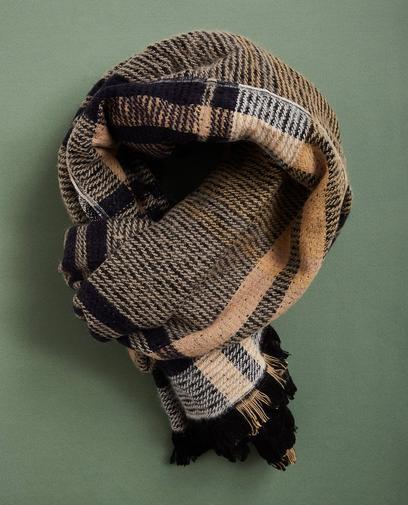 Tweezijdige sjaal